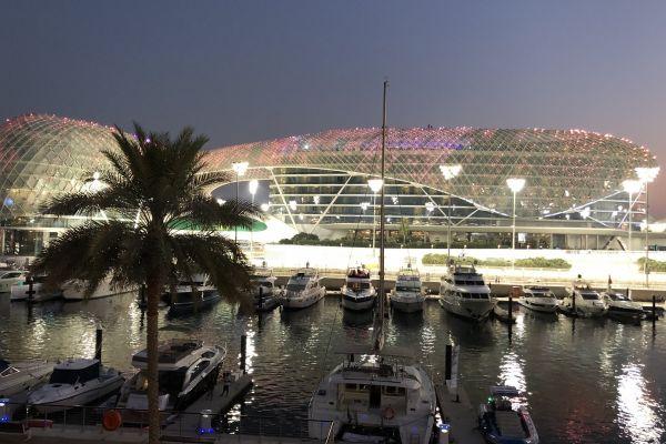Araabia Ühendemiraatide GP 2018 ajakava