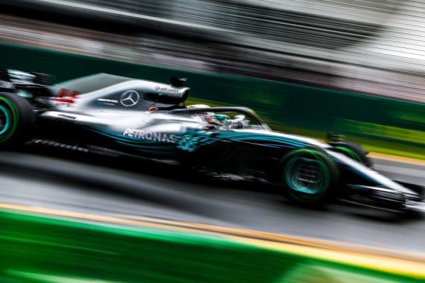Hamilton Austraalia GP ajasõidus teistest selgelt üle