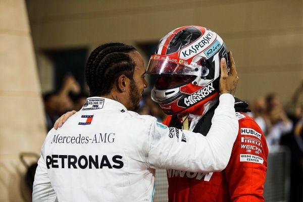 Bahreinis võidutsesid jällegi Mercedesed