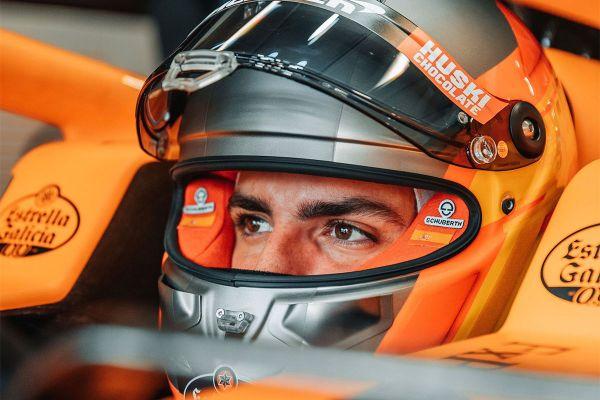Carlos Sainz suundub 2021. hooajaks Ferrarisse