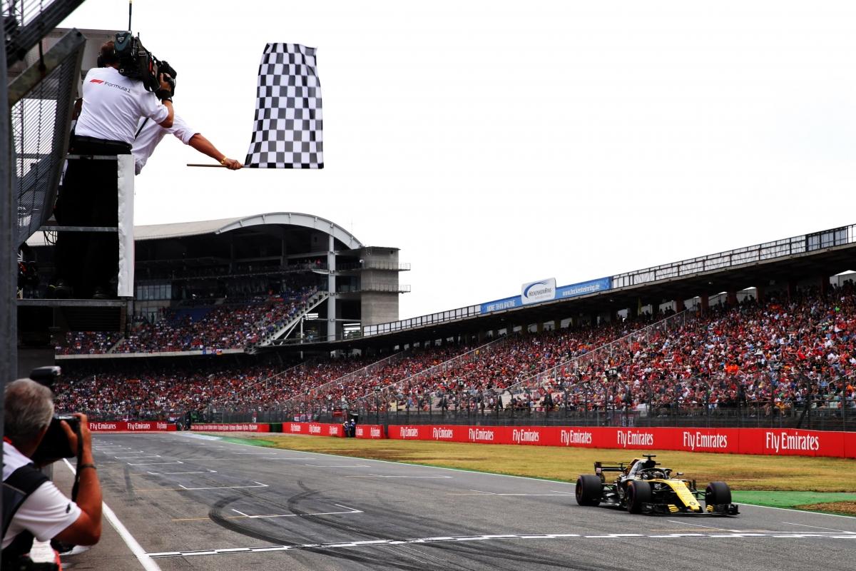 Eelvaade: Saksamaa Grand Prix 2019