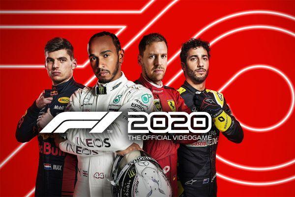 F1 2020 videomäng on väljas!