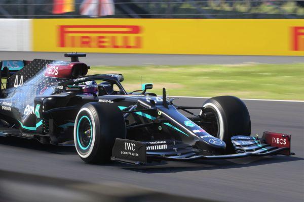 F1 2020 videomäng sai tähtsa uuenduse