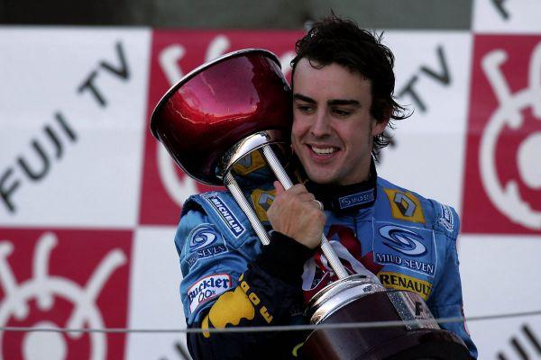 Fernando Alonso liitub järgmisel hooajal Renault vormel-1 meeskonnaga