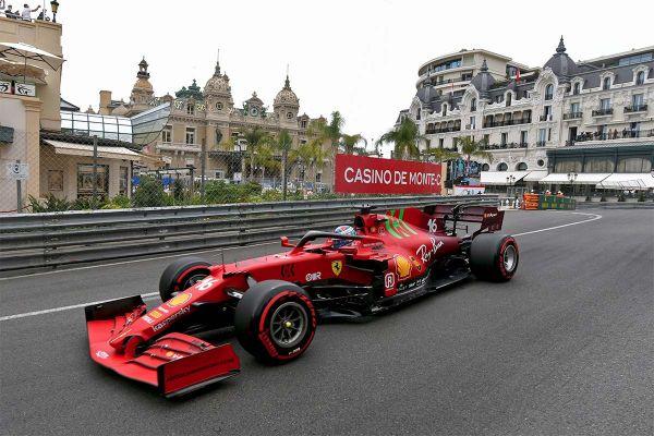 Ferrari kinnitas, et Leclerci masinal ei ole käigukasti vaja vahetada
