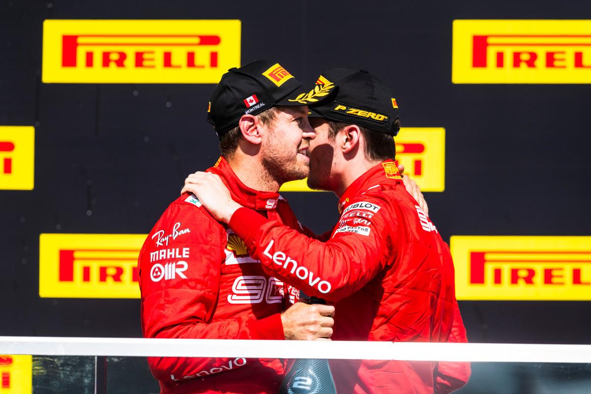 FIA keeldus Ferrari palvest üle vaadata Vetteli Kanada etapil saadud karistus
