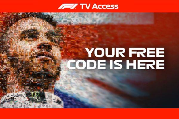 Formula 1 jagab praegu tasuta F1 TV Access ligipääsu 30 päevaks