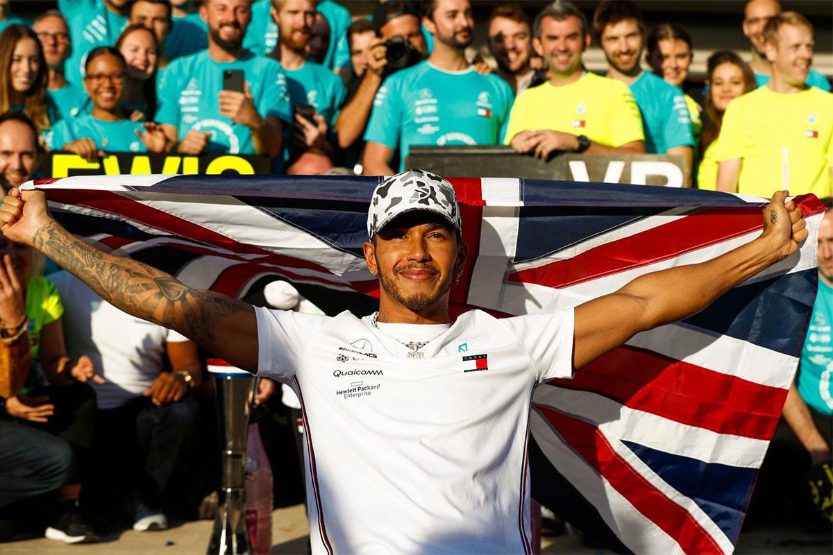 Hamilton kindlustas USA-s maailmameistritiitli, Bottas võitis võitluse