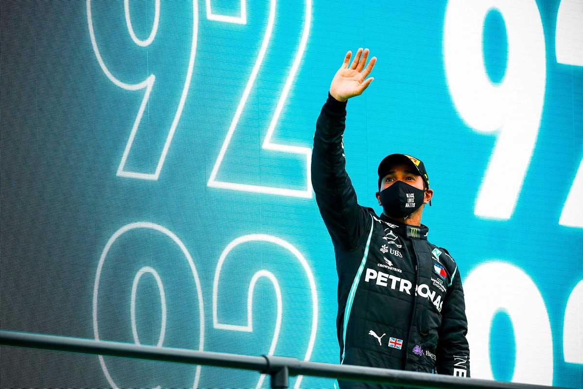 Hamiltonil tuvastati koroonaviirus ning ta jääb eemale Sakhiri GP-st, teda asendab Russell