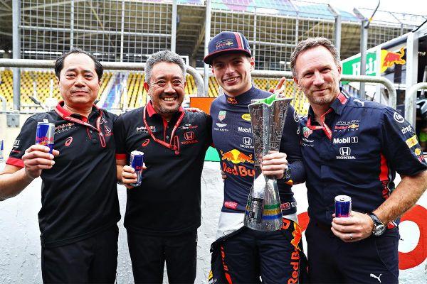 Honda lahkub järgmise hooaja järel vormel-1 sarjast, Red Bull jääb mootorita