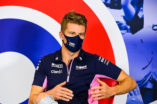 Hülkenberg asendab Perezi ka 70. juubeli GP-l