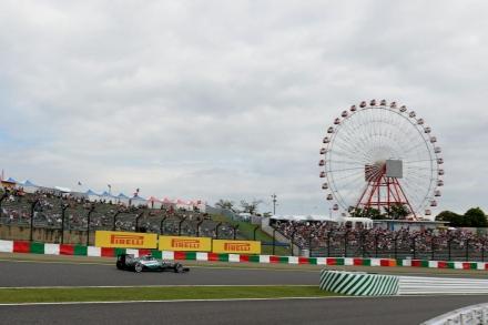 Jaapani GP 2015 ajakava