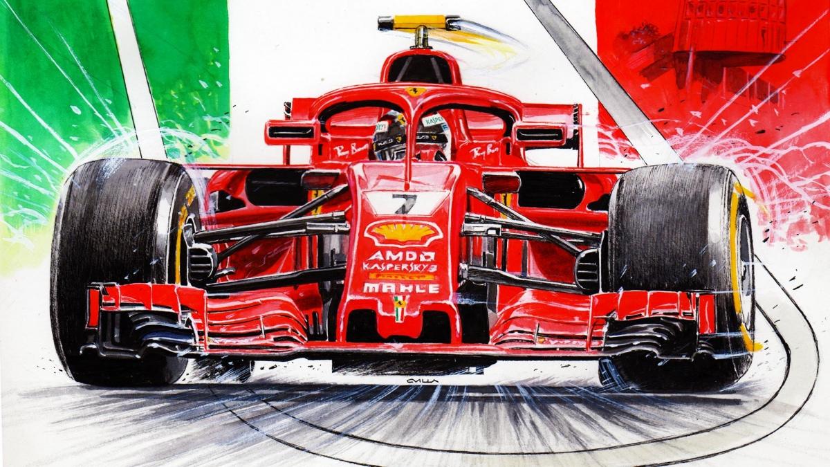 Kimi Räikkönen lahkub Ferrarist ja liitub Sauberiga
