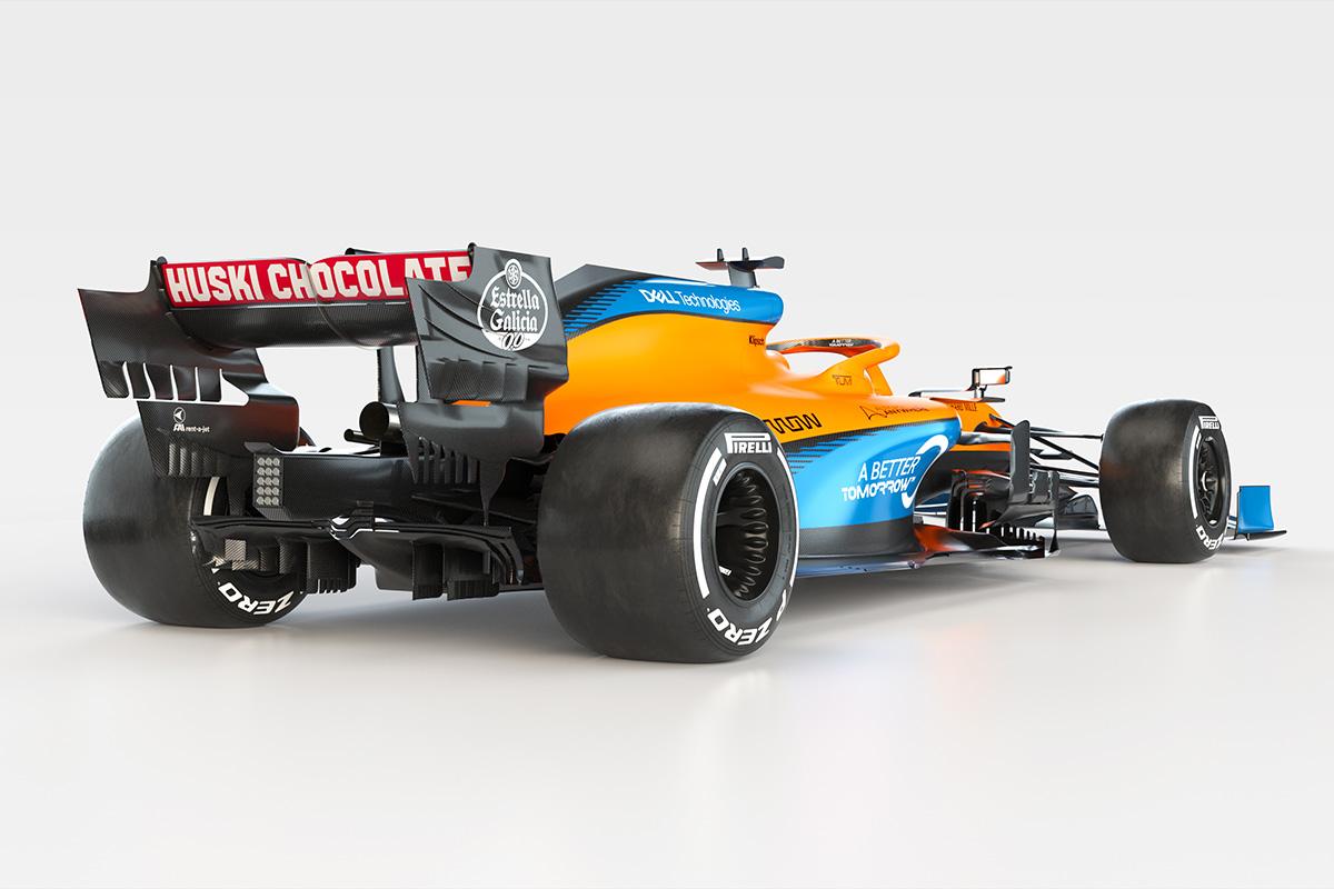 McLaren esitles oma 2020. hooaja masinat (pildid)