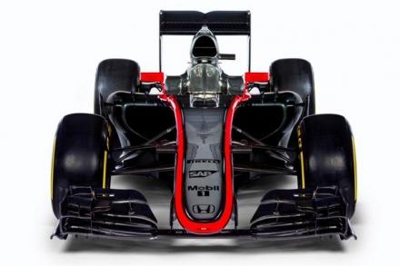 McLaren Honda MP4-30 esitlus