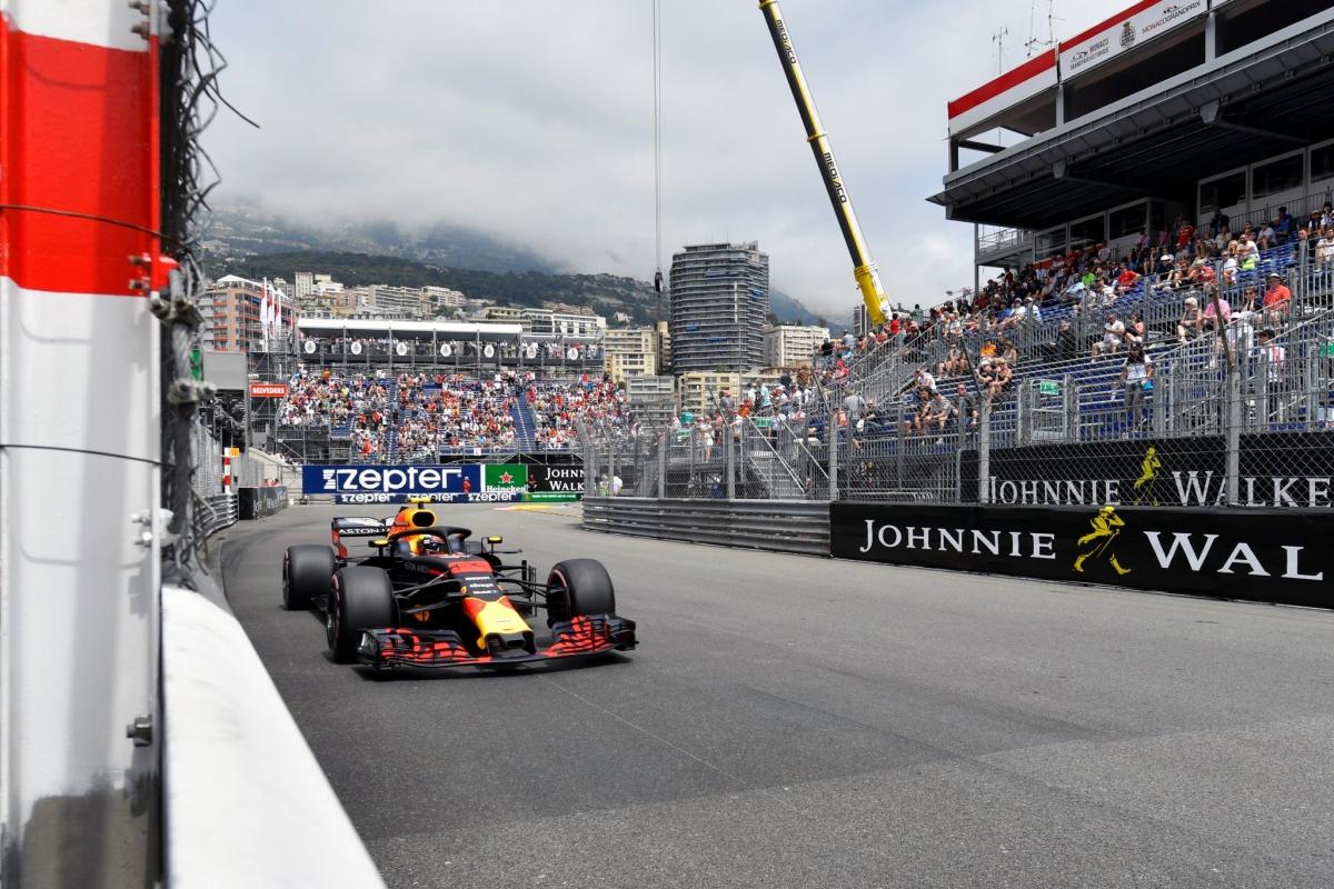Monaco GP võitis Ricciardo