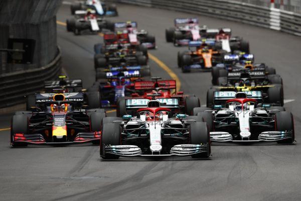 Monacos oli parim Hamilton