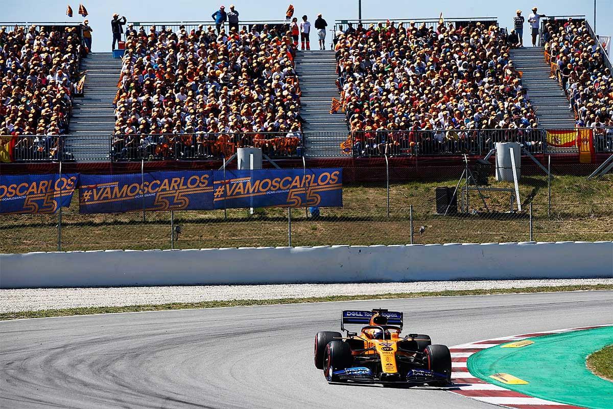 Nüüd kindel, edasi on lükatud vormel-1 etapid Hollandis, Hispaanias, võistlus Monacos jääb ära