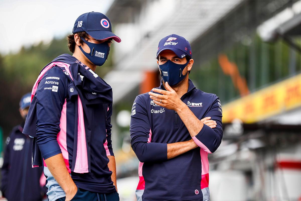 Perez teatas, et lahkub Racing Point meeskonnast