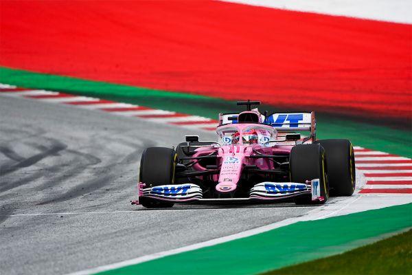 Racing Point sai karistada ning kaotas 15 punkti ja 400 000 eurot
