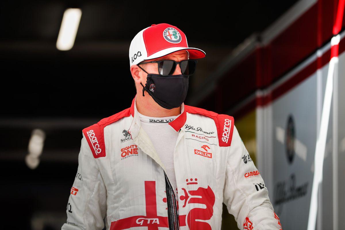 Räikkonen jääb Hollandi etapist eemale positiivse COVID-19 testi tõttu, asendab Kubica