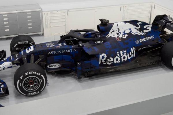 Vormel-1 esmaesitlus 2018: Red Bull Racing RB14