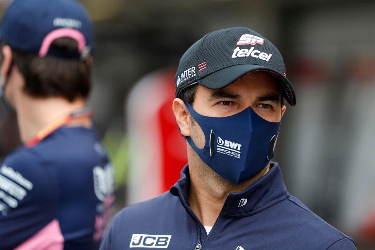 Sergio Perez liitub 2021. aastaks Red Bulliga