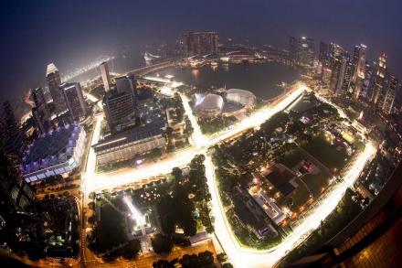 Singapuri GP 2014 ajakava