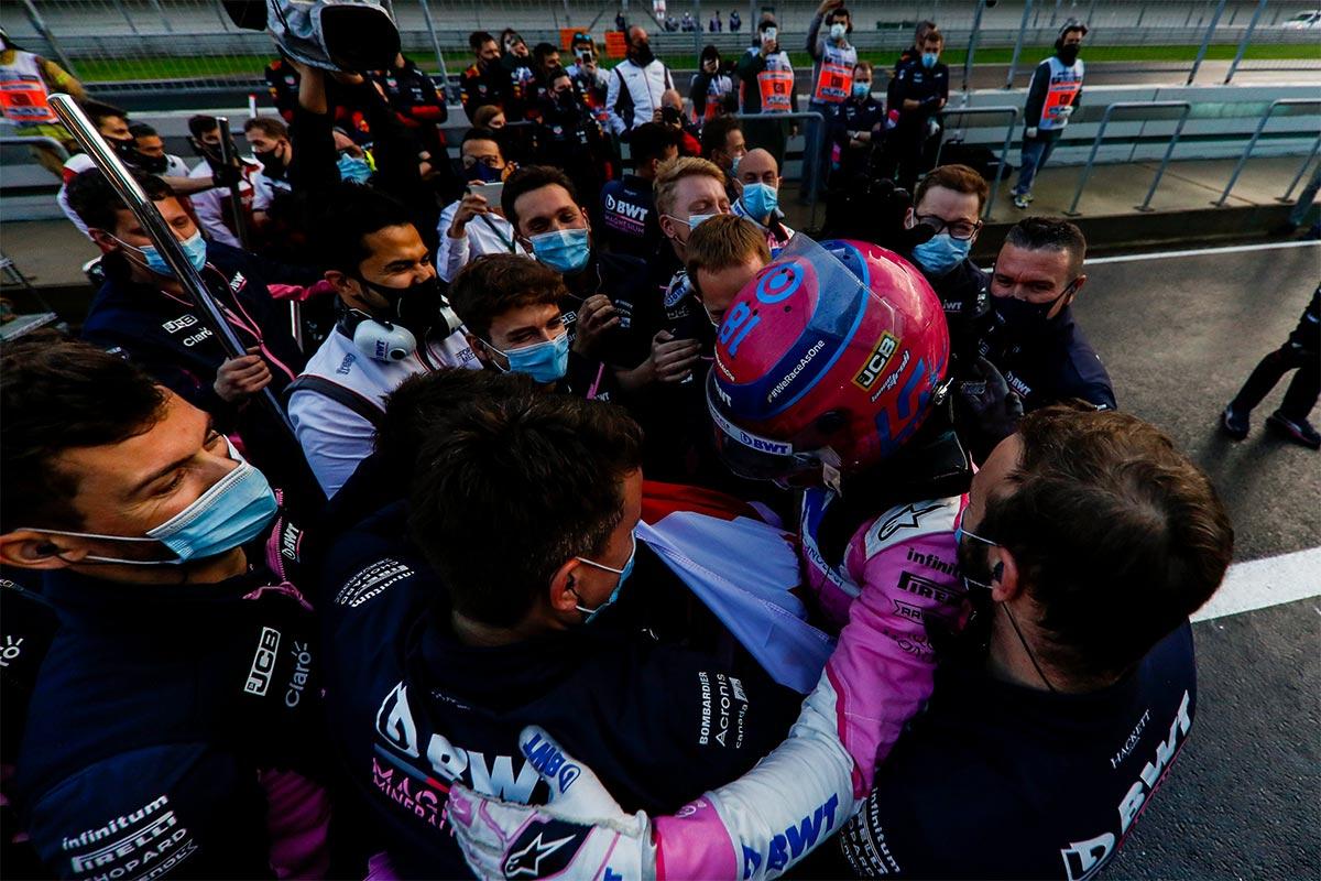 Türgi GP kvalifikatsiooni võitis üllatuslikult Stroll