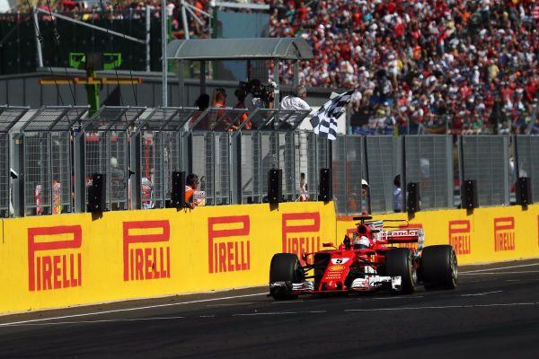 Ungaris kaksikvõit Ferraridele