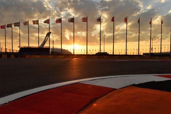 Venemaa GP 2018 ajakava