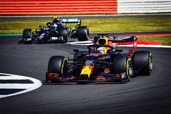 Verstappen võitis 70. juubeli GP