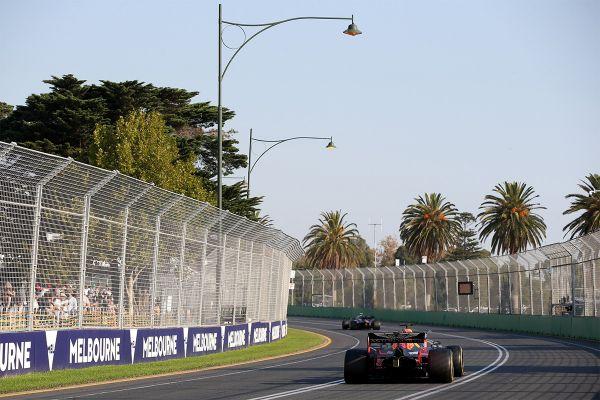 Vormel-1 Austraalia GP edasilükkamine sai ametliku kinnituse