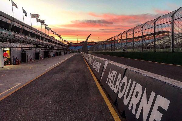 Vormel-1 Austraalia GP ei toimu
