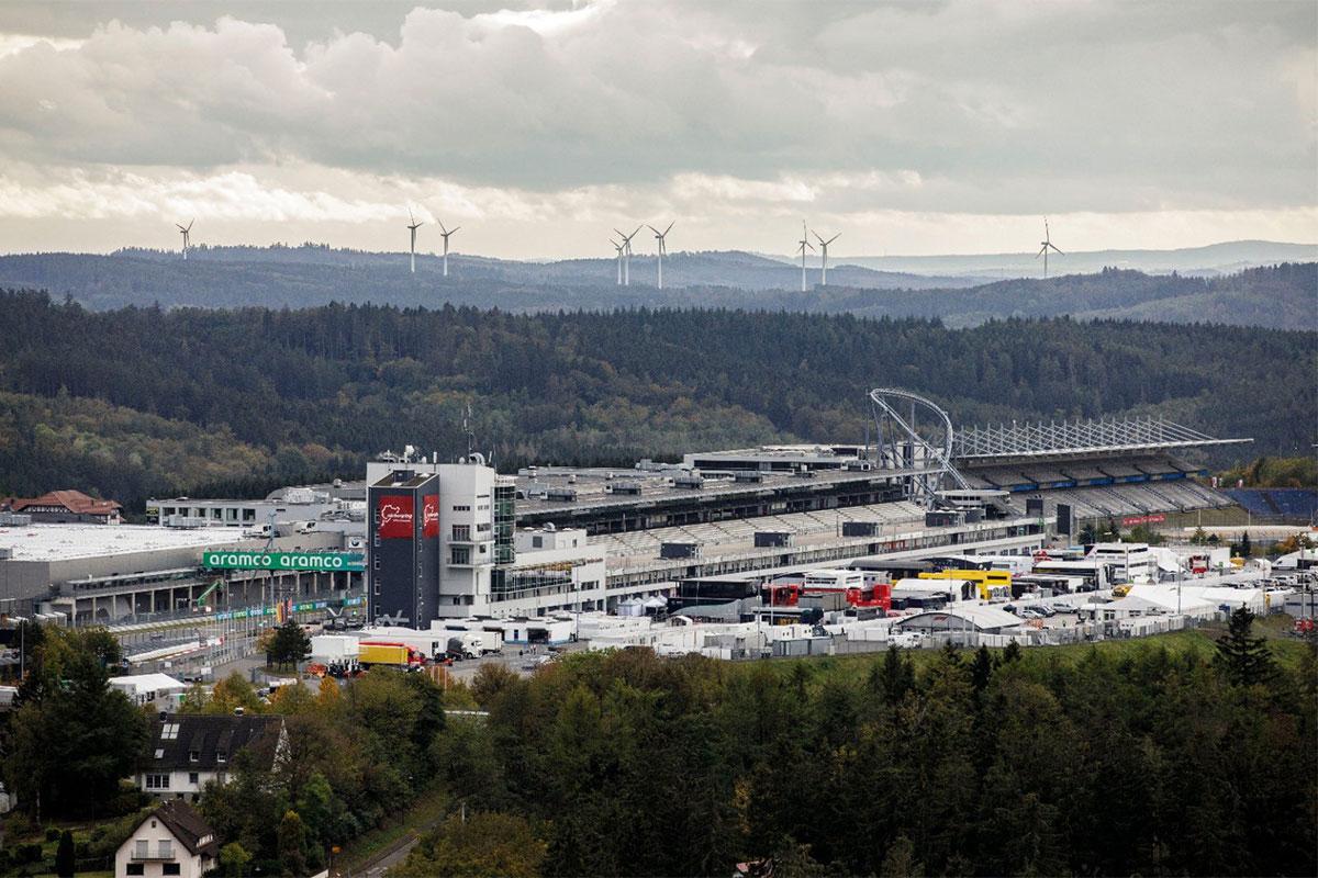 Vormel-1 Eifeli GP 2020 ajakava