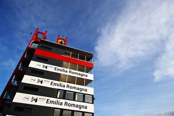 Vormel-1 Emilia Romagna GP 2020 ajakava