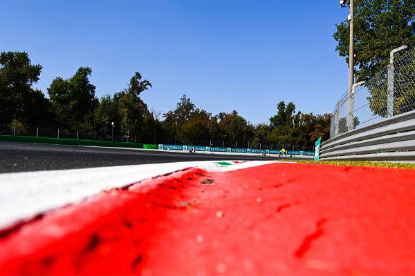Vormel-1 Itaalia GP 2020 ajakava