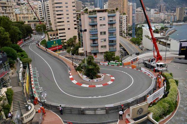 Vormel-1 Monaco GP 2021 ajakava
