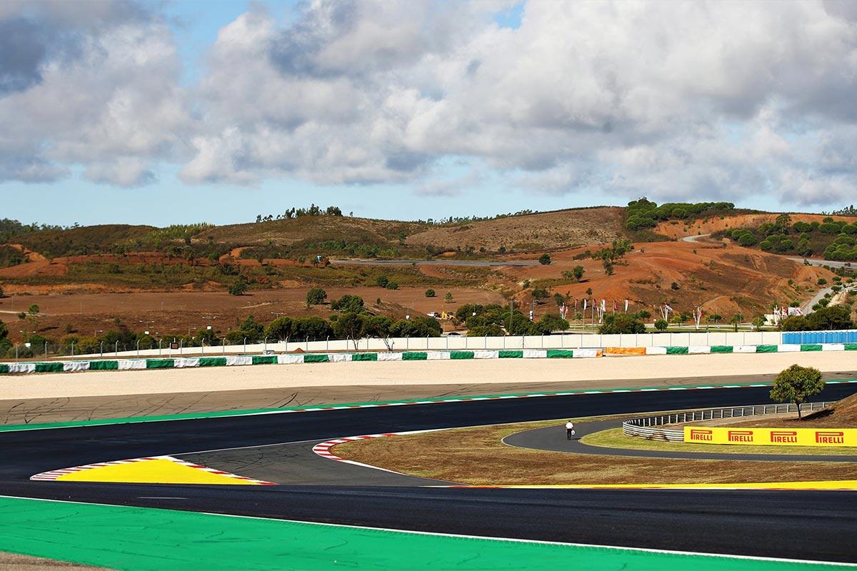 Vormel-1 Portugali GP 2020 ajakava