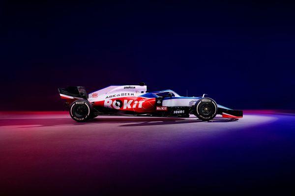 Williams FW43 pildid