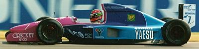 Motor Racing Developments
