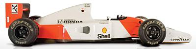 Honda Marlboro McLaren