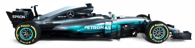 Mercedes AMG Petronas Motorsport