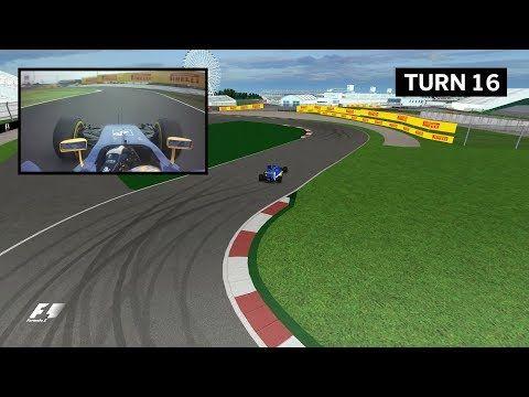 Jaapani GP 2017 - eelvaade, virtuaaltuur, Formula1