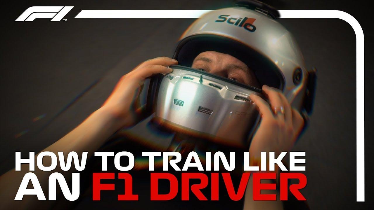 Hooaeg 2019 - vormel-1 sõitjate treening