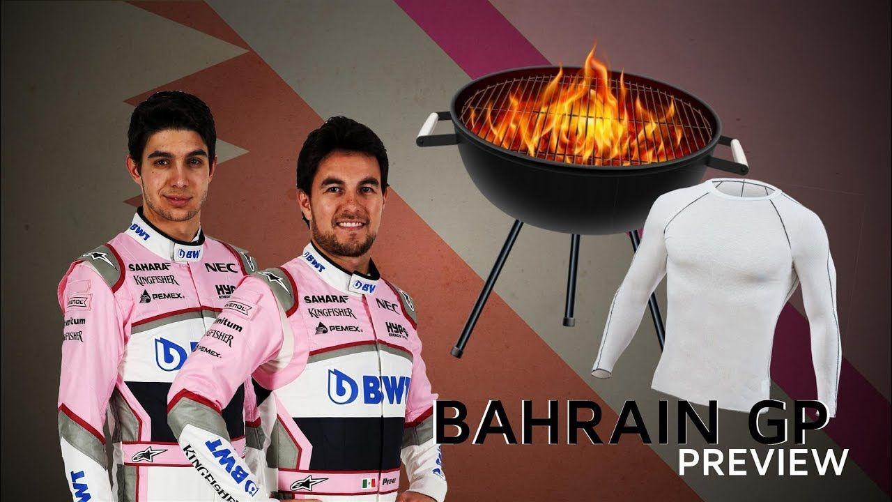 Bahreini GP 2018 - eelvaade, Force India