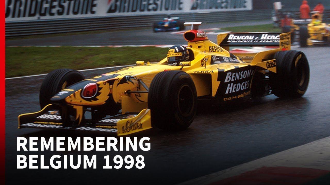 Belgia GP 1998 - ülevaade