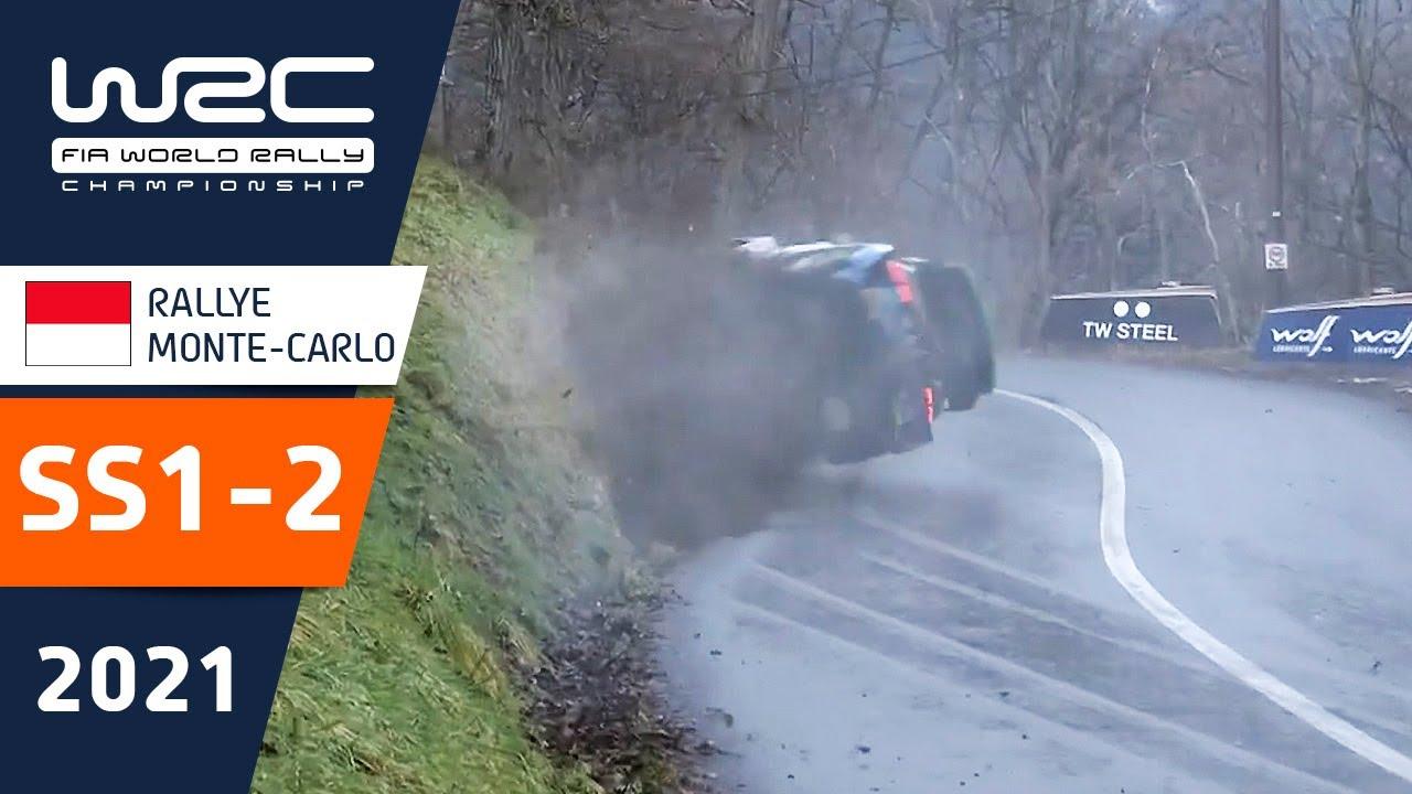 Monte Carlo Ralli 2021 reedese päeva tähtsamad hetked