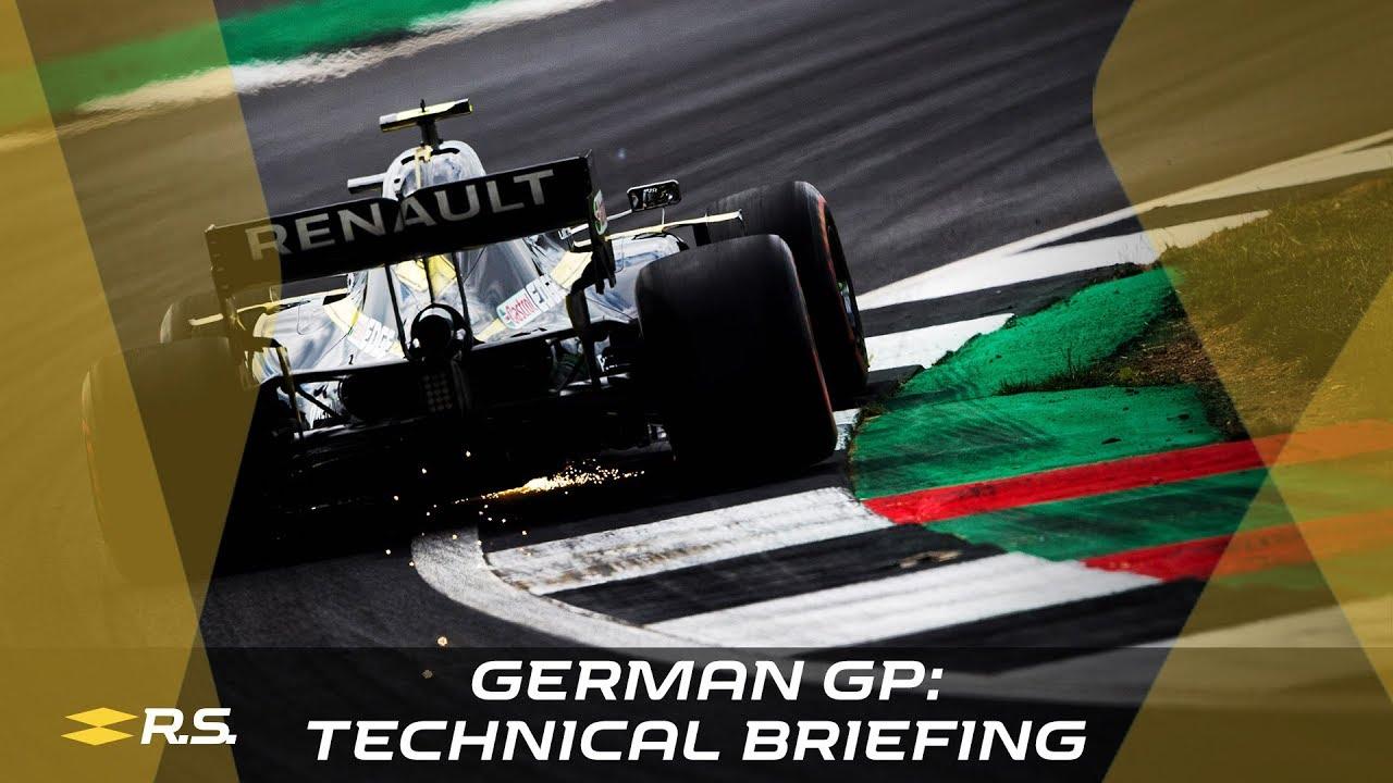 Saksamaa GP 2019 - eelvaade, Renault