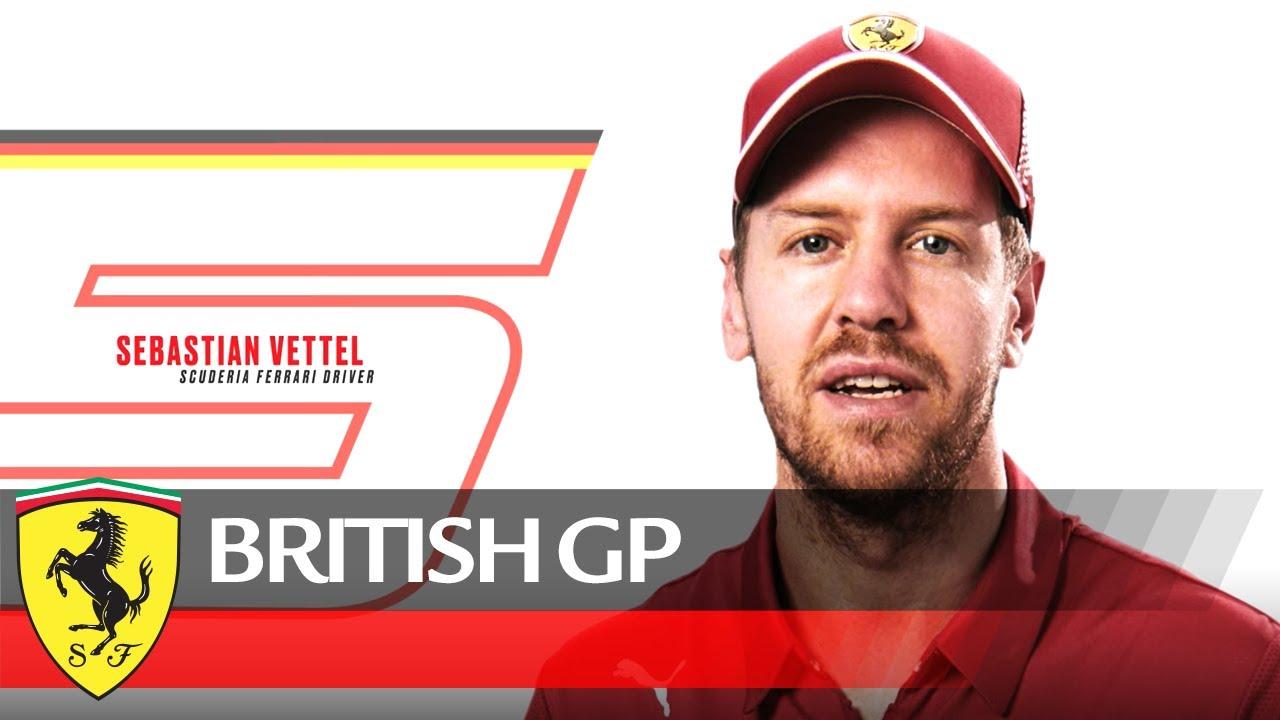 Vaata Vetteli Silverstone ringraja tutvustust